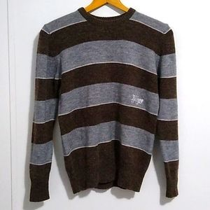 Billabong Pullover Striped Sweater S